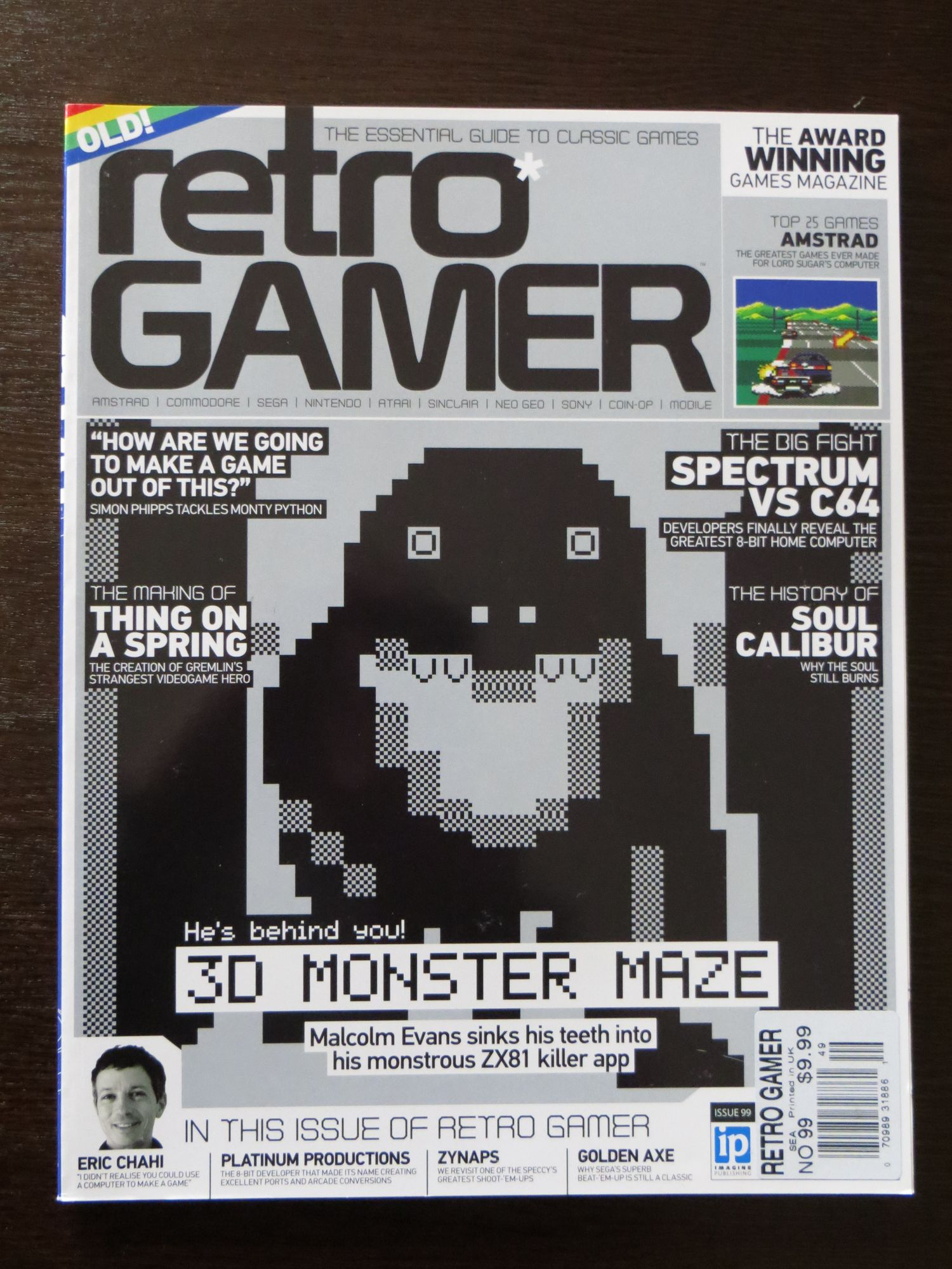 Retro Gamer magazine: remnants - Buy, Sell, and Trade - AtariAge Forums