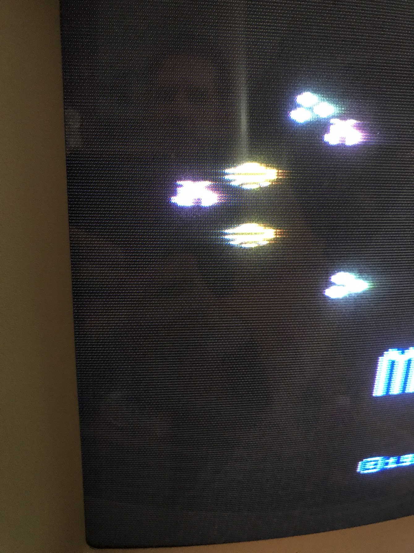 Blue Vertical Lines on 2600 - Atari 2600 - AtariAge Forums
