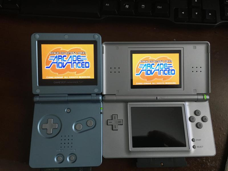 game boy advance sp backlit screen mod modern gaming atariage forums. Black Bedroom Furniture Sets. Home Design Ideas