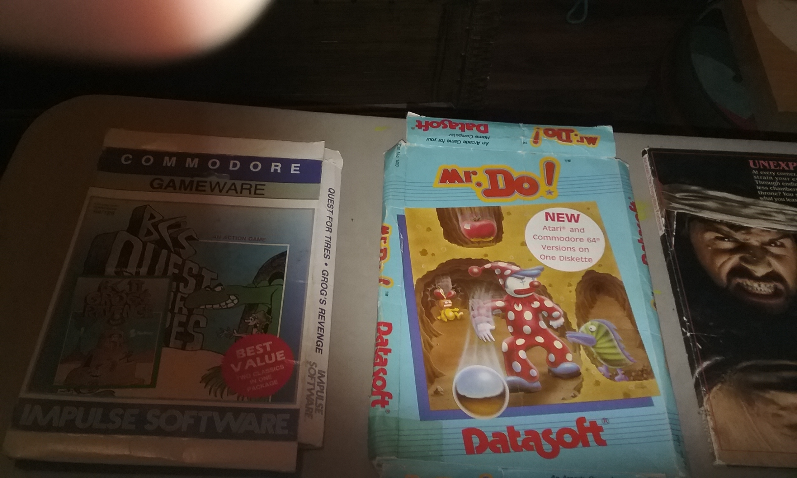 Commodore 64 games for sale - Buy, Sell, and Trade