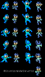 MegaMan Run_Run & Shoot_Jump_ Jump & Shoot_Shoot_Hit_Climb_Climb & Shoot.PNG