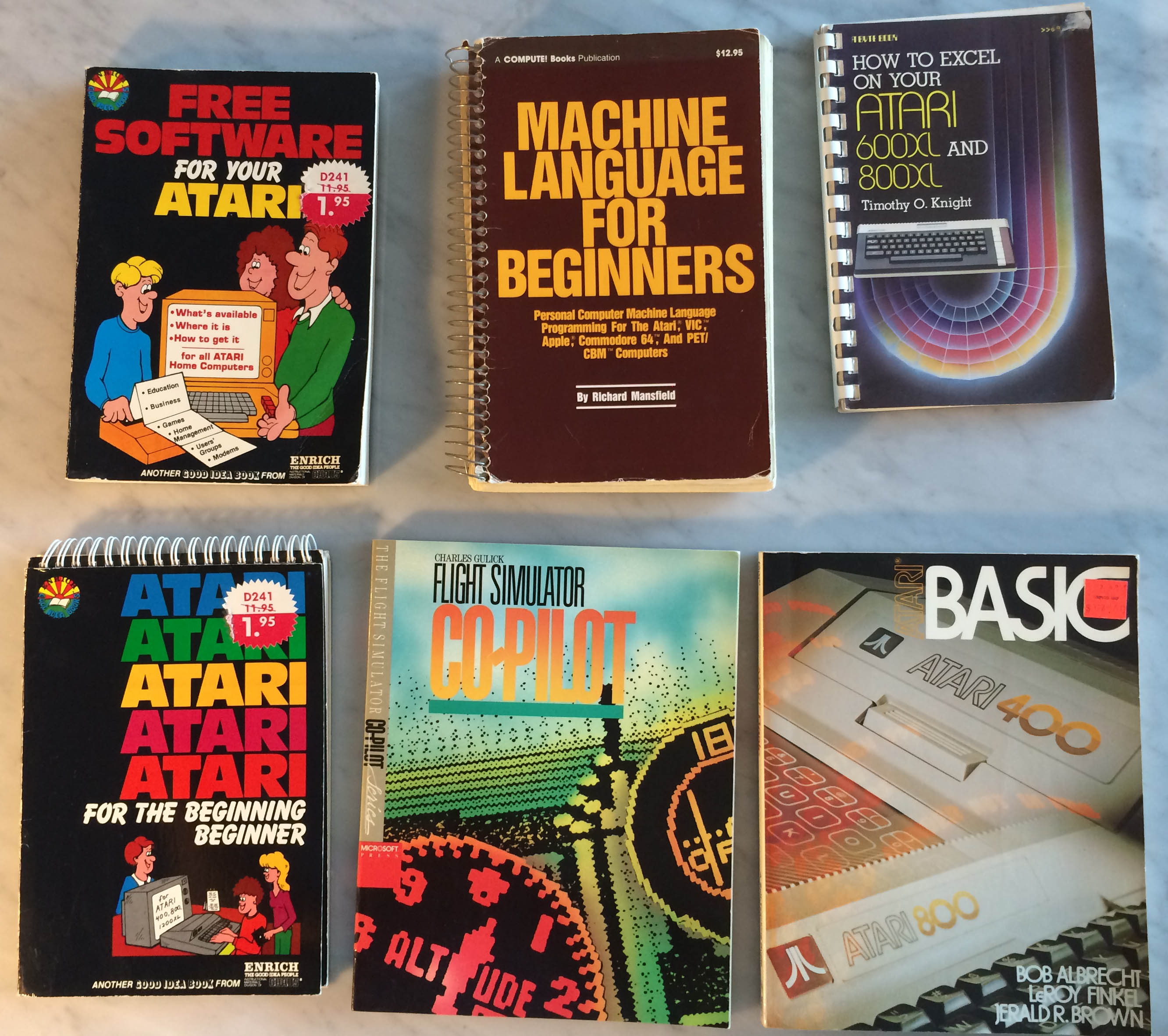 FS: Games and apps, Atari ST, 8-bit 400/800/XE/XL, Vintage