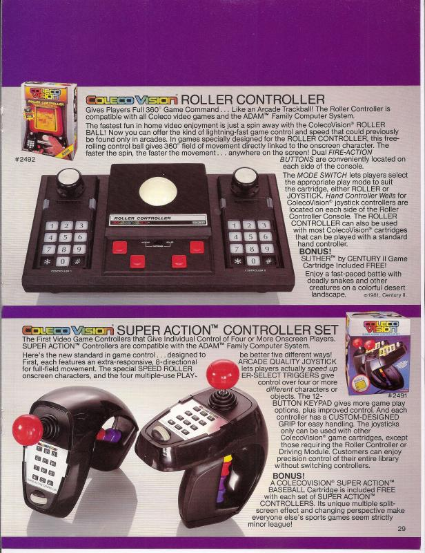 C.P.K. 1984 (1st Release) - #31 of 75 - ColecoVision Controllers.jpg