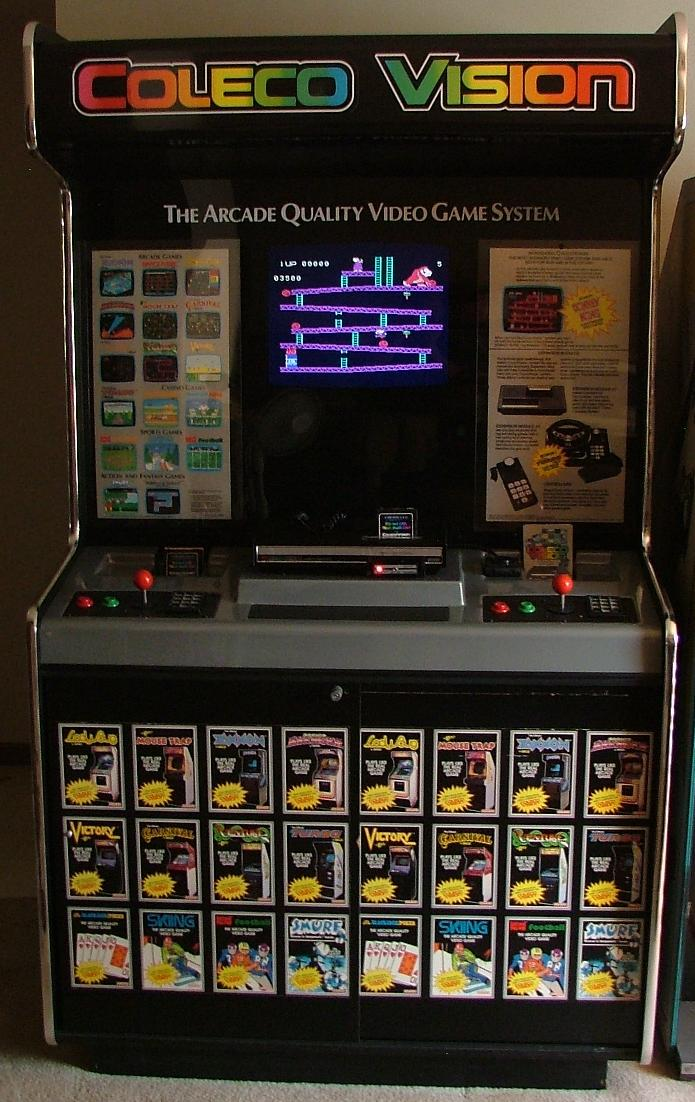 Photos Of Store Display Game Kiosks Classic Gaming General Atariage Forums
