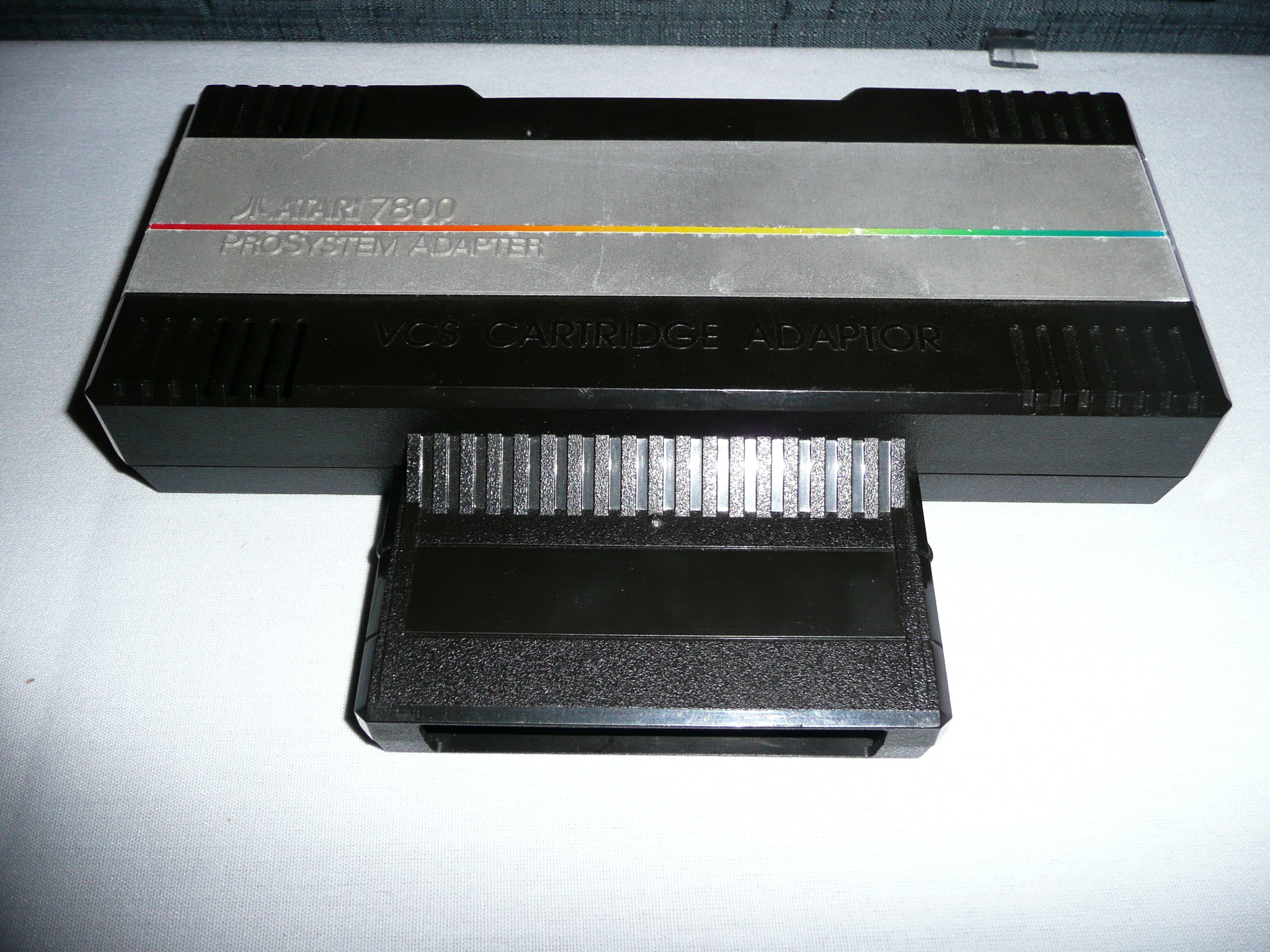 Atari 7800 adaptor for Atari 5200 at PAX-East - Atari 5200 ...