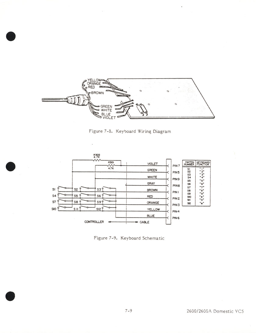 Genesis Controller Schematic Electrical Wiring Diagrams Nintendo Diagram Atari 2600 Circuit And Hub U2022 Nes