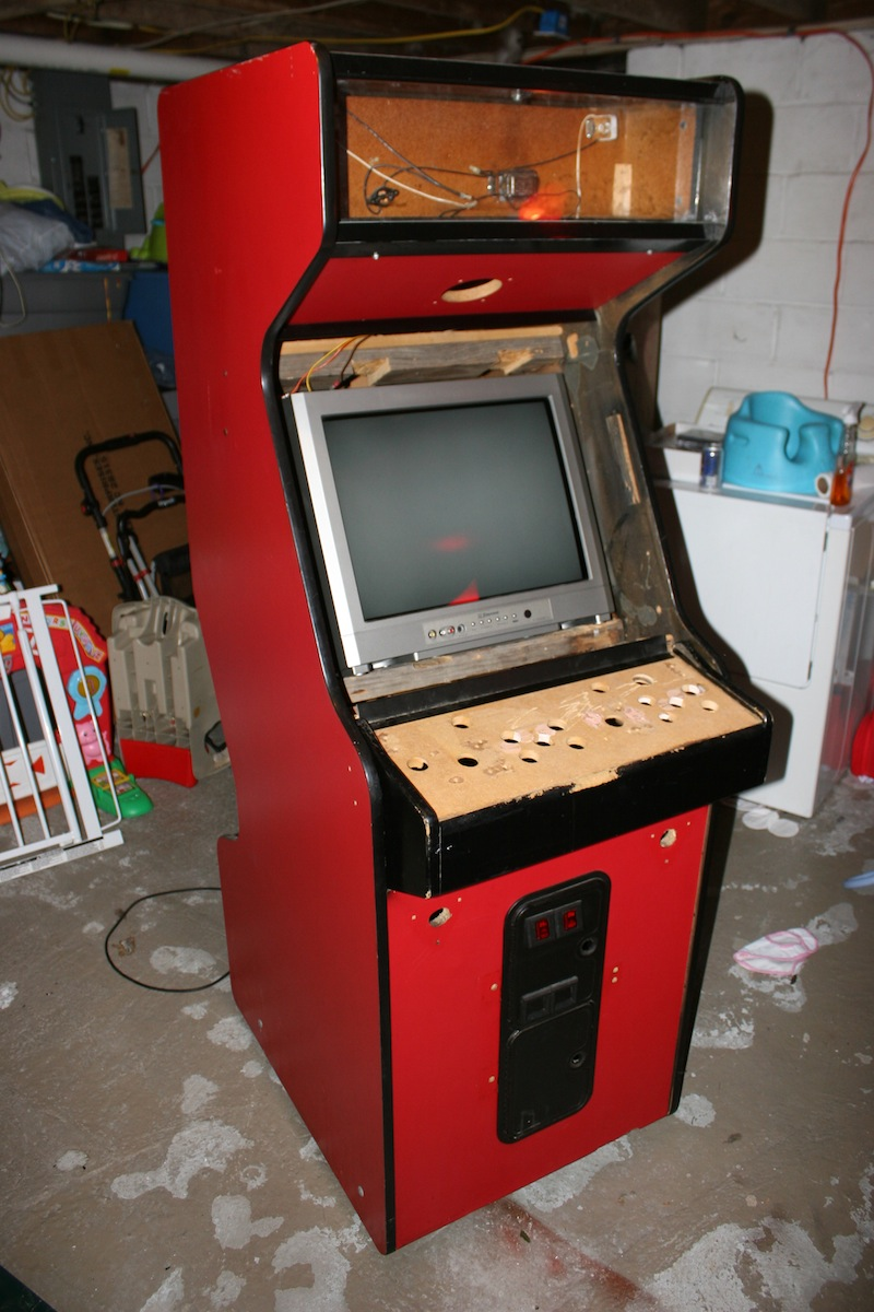 Looking to build Atari 2600 Cabinet Hardware AtariAge