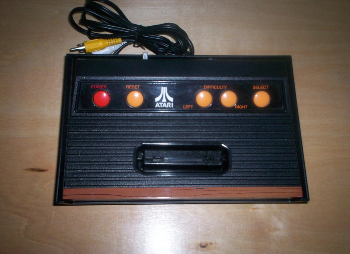 atari flashback ii cartridge modded console buy sell and trade atariage forums. Black Bedroom Furniture Sets. Home Design Ideas