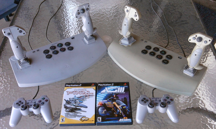 Anyone Got The Ps1 Scph 1110 Flight Stick Classic Gaming
