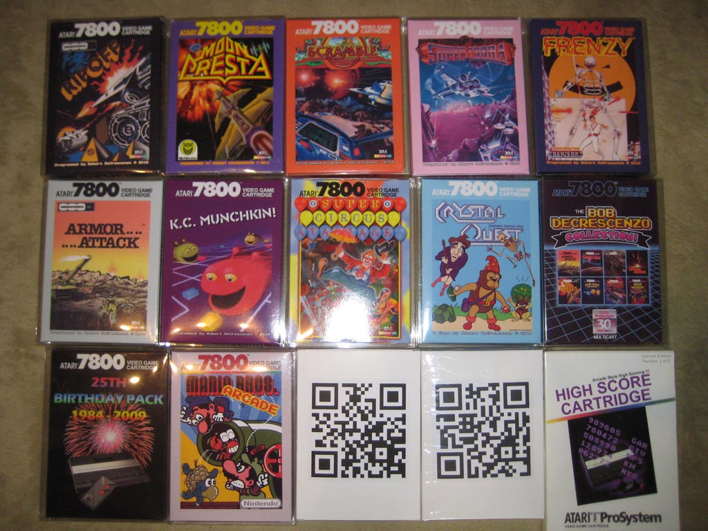 Interest in a pinned 7800 homebrew thread? - Page 3 - Atari 7800 ...