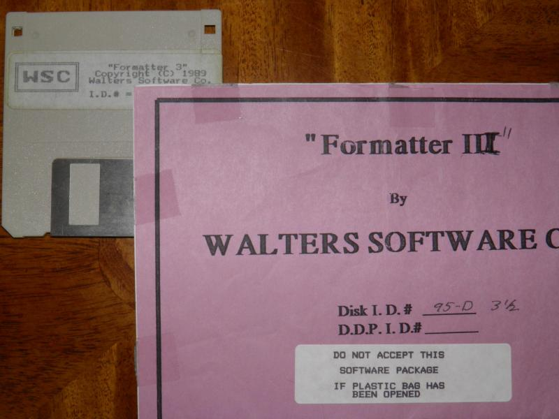 ADAM Formatter 3.5 inch media that formats up to 1.44MB disks.JPG