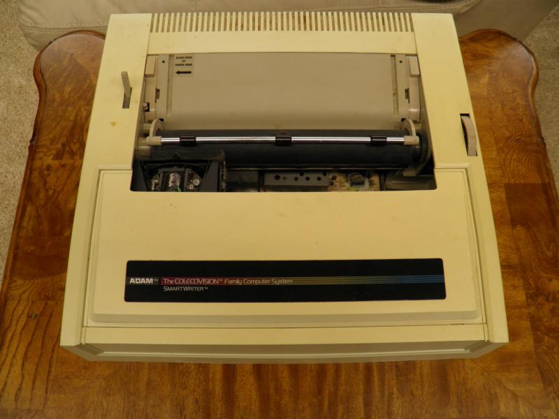 COLECO ADAM PRINTER WITH BUILT IN POWER SUPPLY.JPG