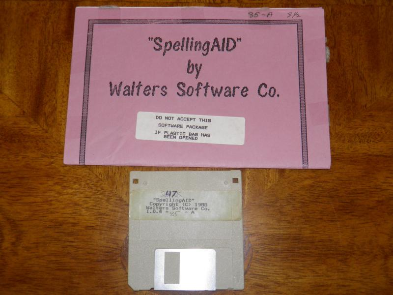 Rare ADAM 247K SpellingAID on 3.5 inch media PIC 2.JPG