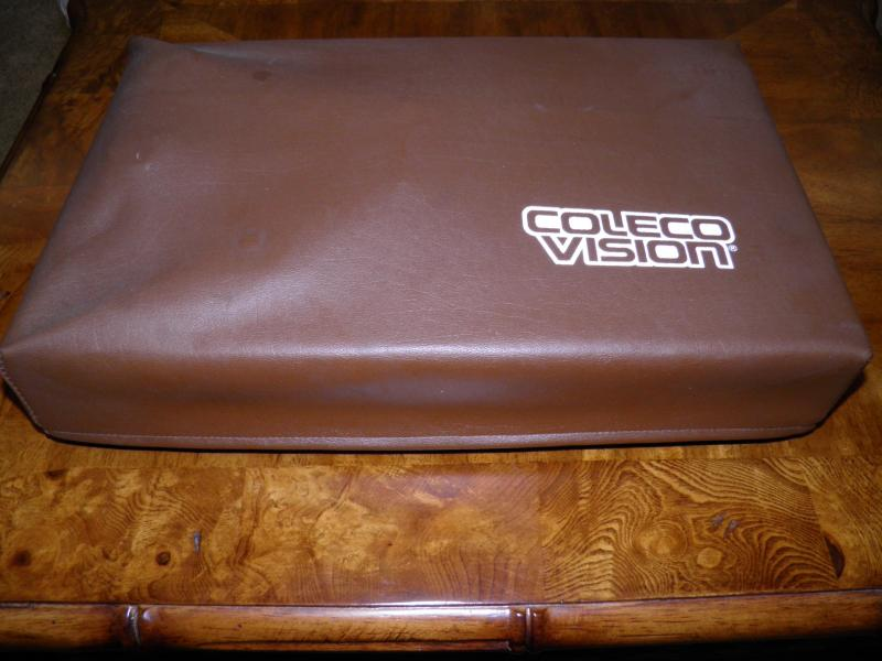 ColecoVision Dust Cover PIC 2.JPG