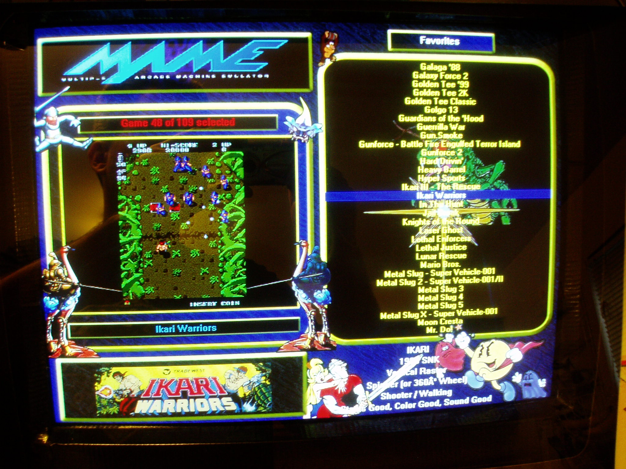 MAME Front End? - Arcade and Pinball - AtariAge Forums
