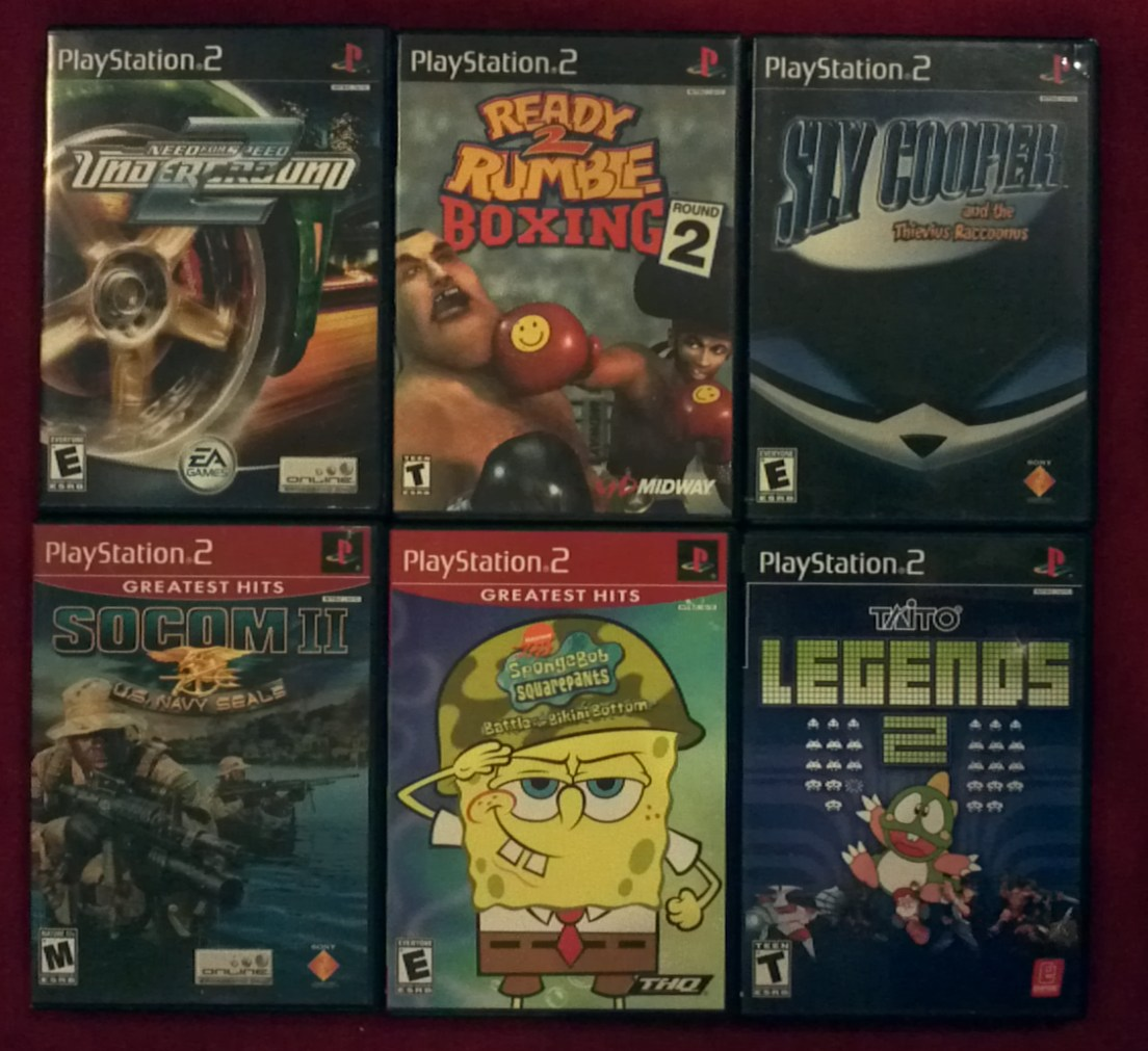 Fs Ps1 Ps2 Ps3 Xbox Gc Dc Nes N64 Buy Sell And Trade