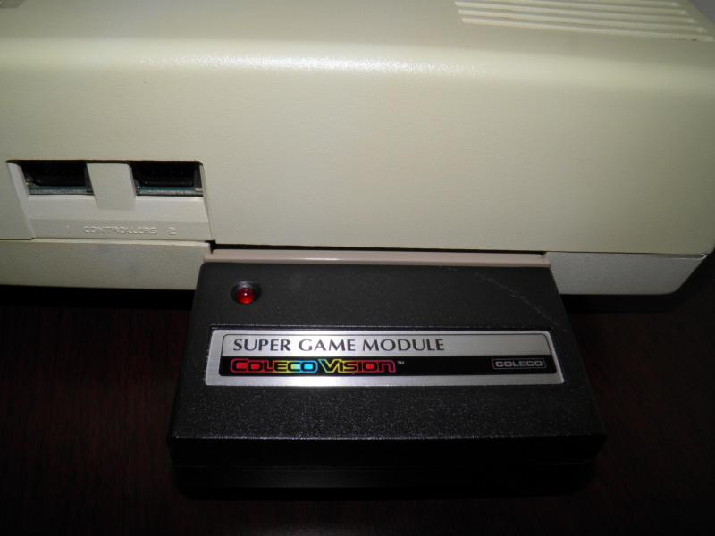 STANDALONE ADAM with Supergame module pic2.JPG