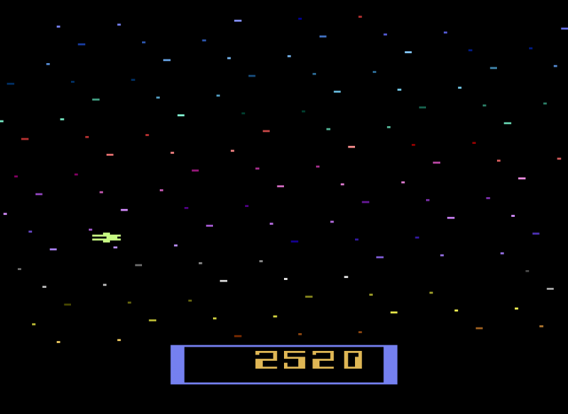 Cosmic Ark (Reaction) (1982) (Imagic) selectable starfield_1.png