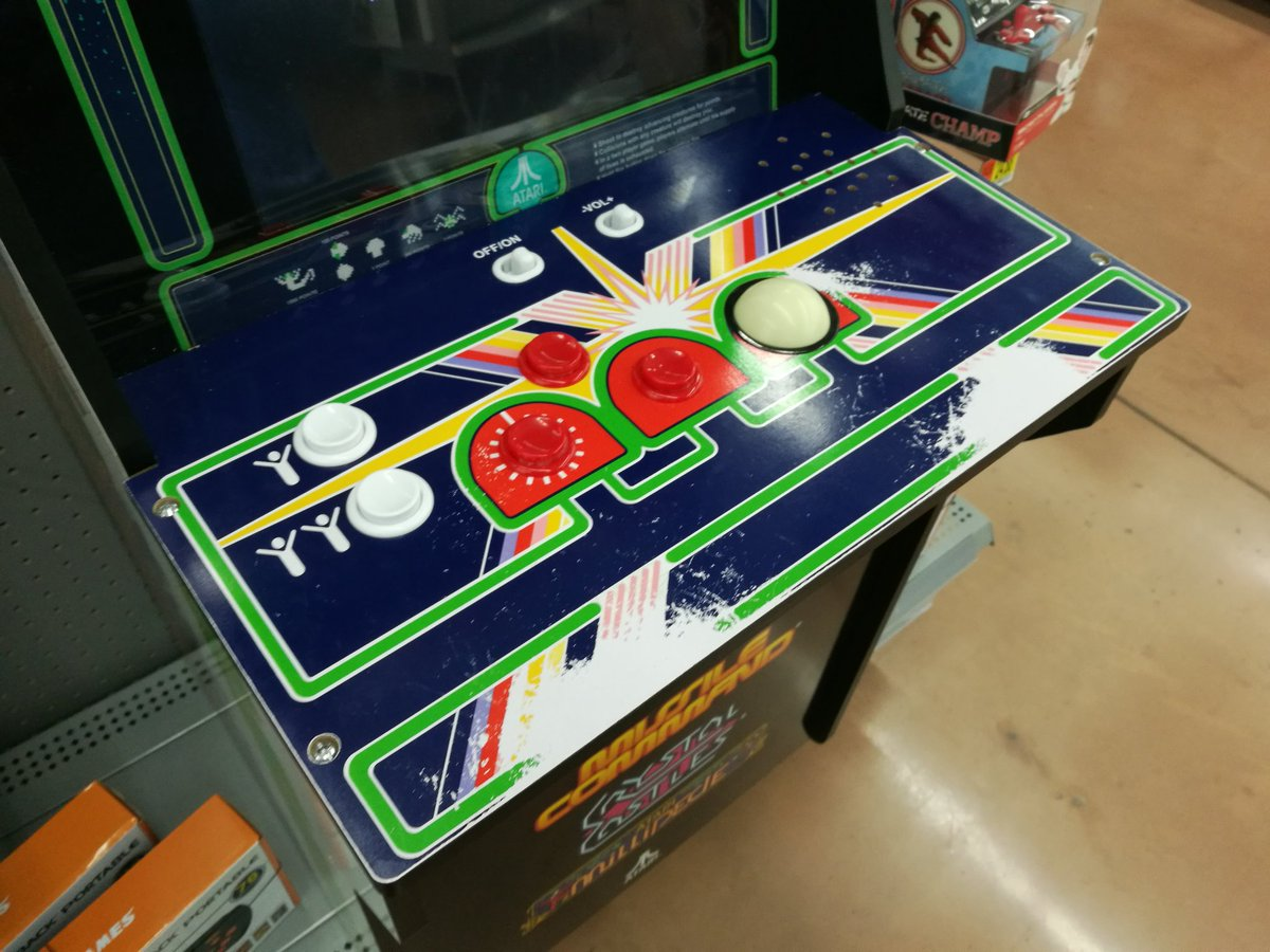 Budget Atari and Capcom arcade cabinets to see release this