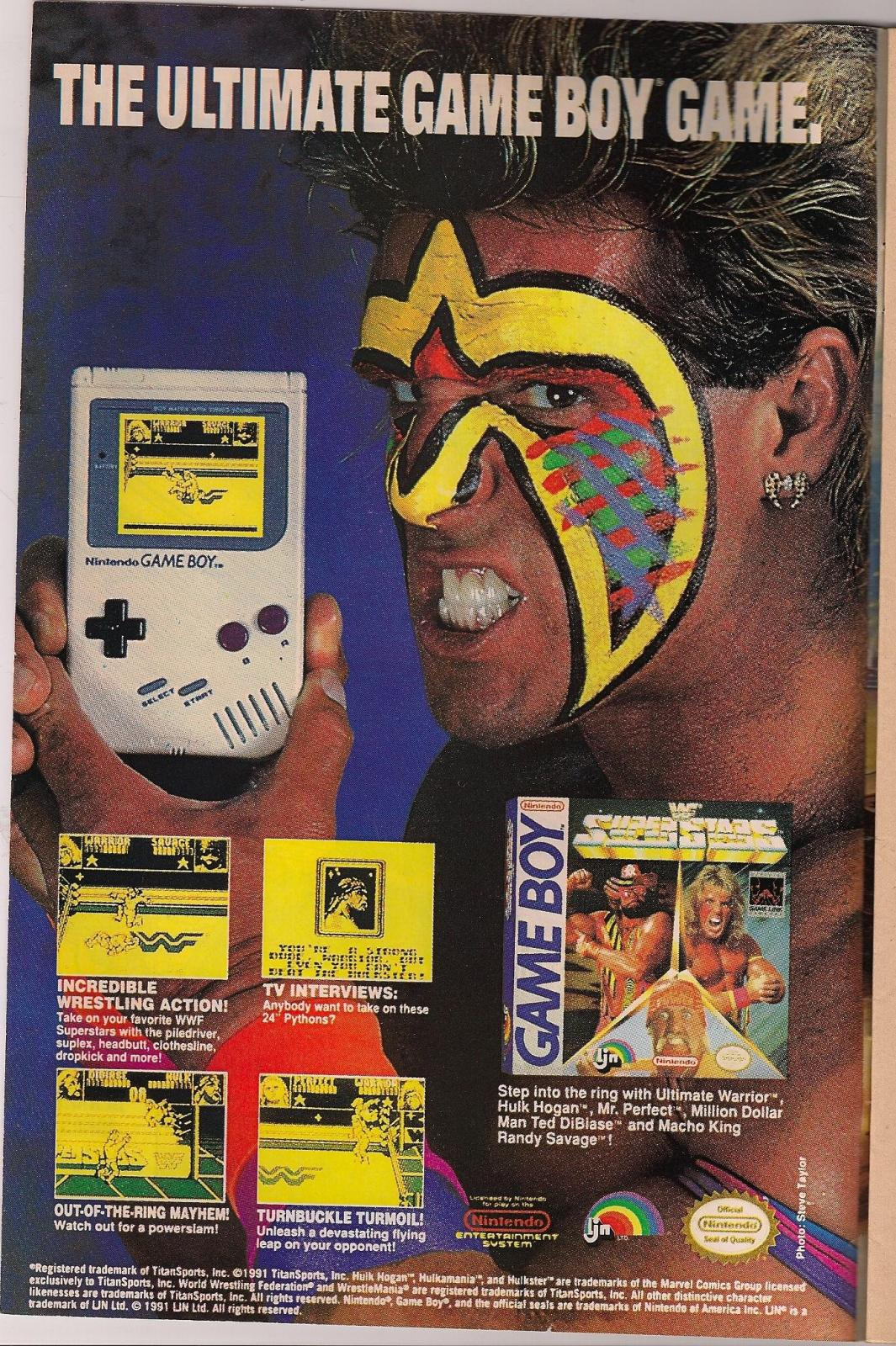 Old Video Game Ads Page 3 Classic Gaming General