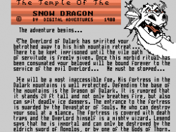 Temple of the Snow Dragon - Disk #01 (1988) (Digital Adventures).dsk-001.png