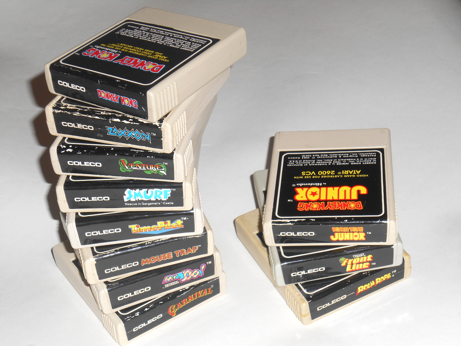 Image result for coleco 2600 carts