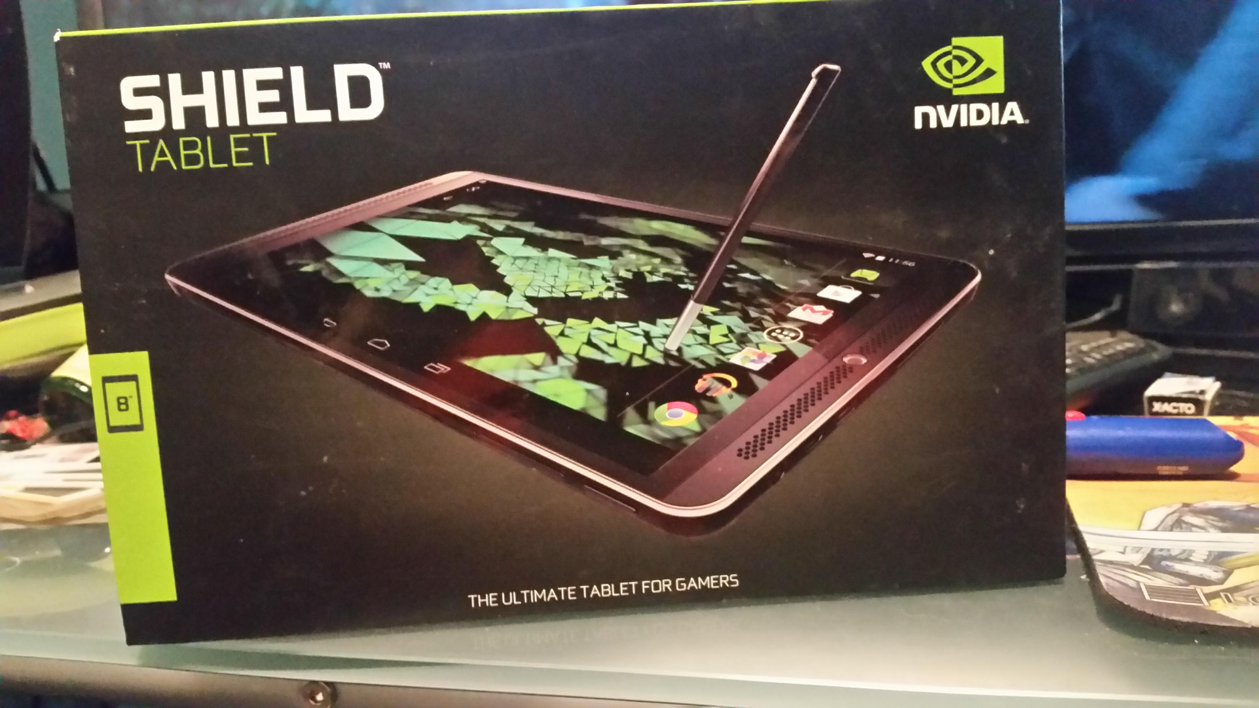 nvidia shield k1 how to change owner