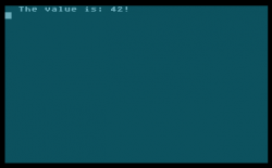 Combining CC65 functions in a MADS project - Atari 5200 / 8