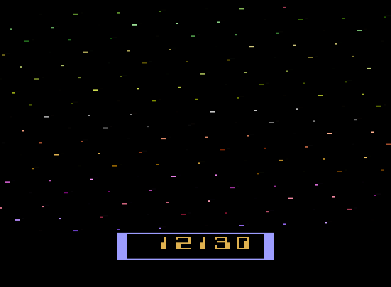 Cosmic Ark (Reaction) (1982) (Imagic) selectable starfield.png