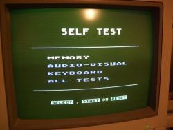 Commodore 1084S Self Test.JPG