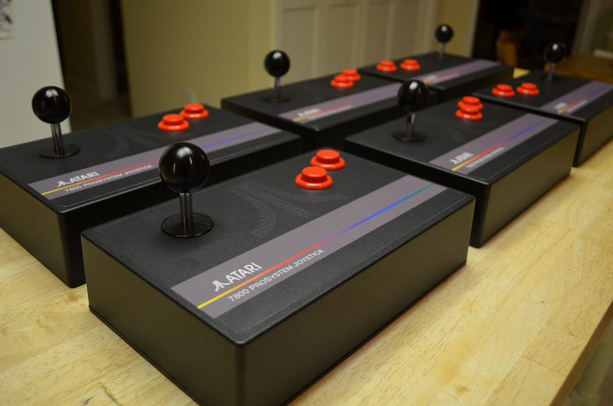Uber Price Quote >> 7800 Arcade Joystick Sale - Atari 7800 - AtariAge Forums