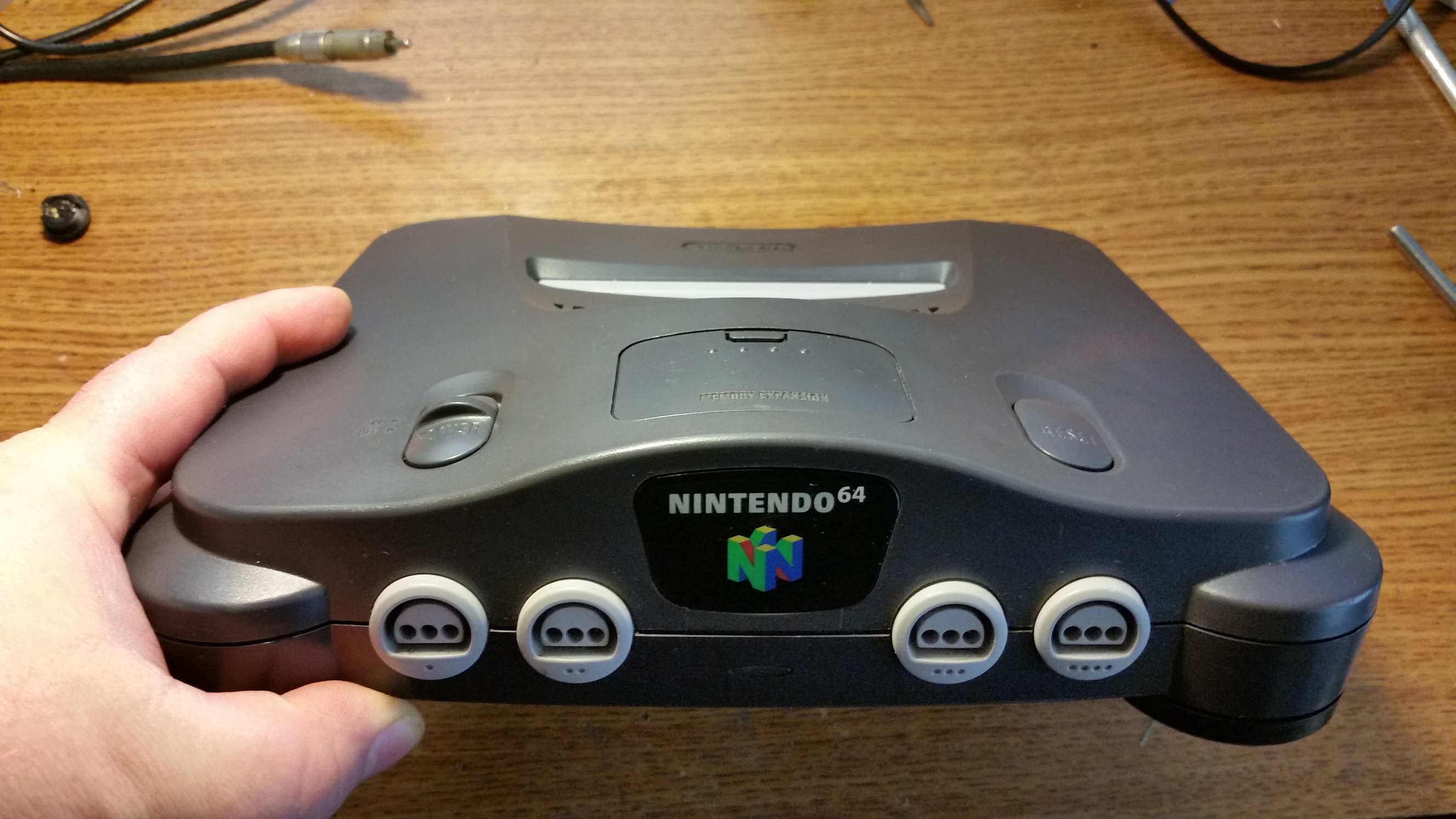 SOLD* RGB modded NES and N64 consoles for Christmas - Buy, Sell, and ...