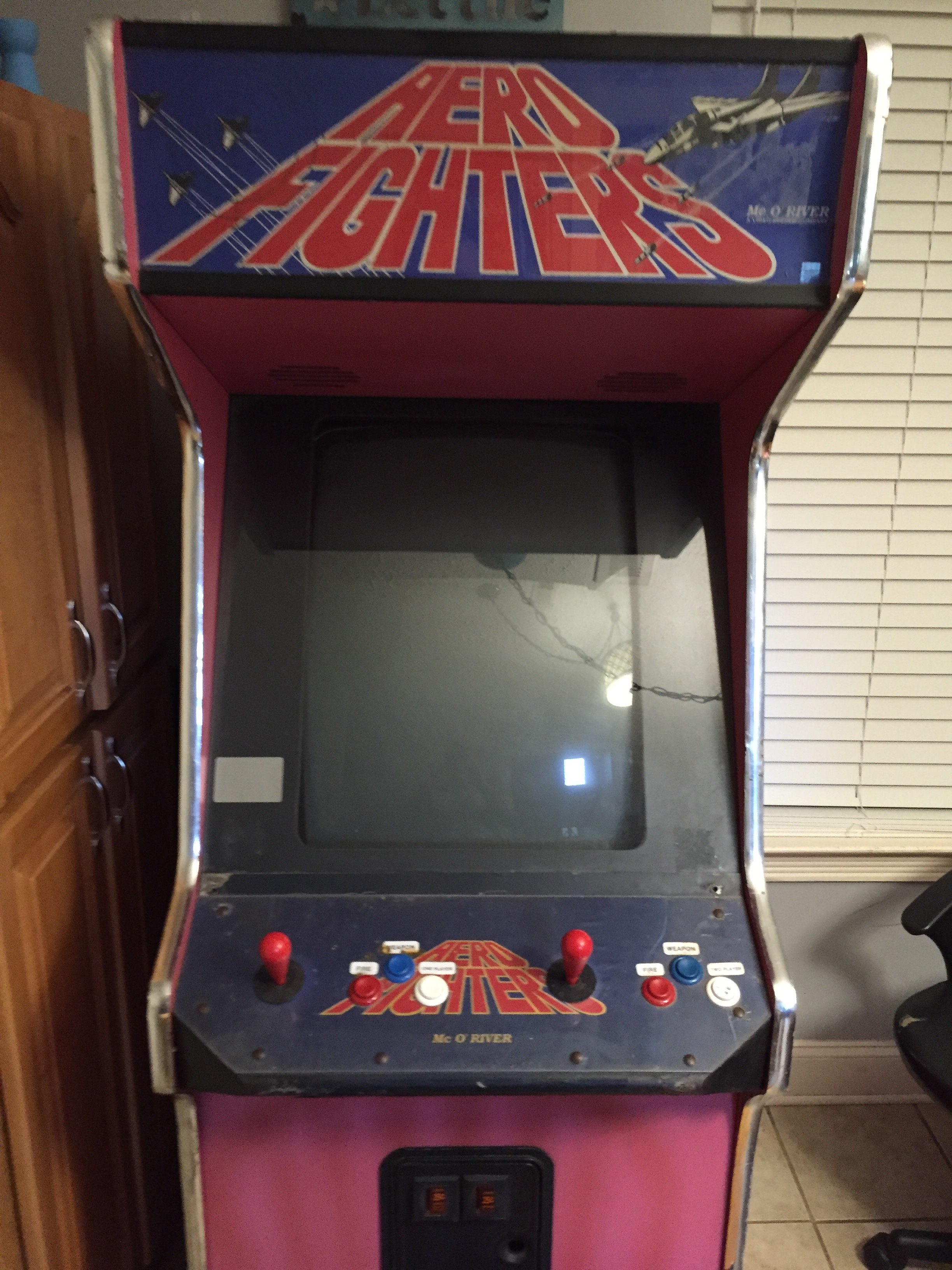 Attached Thumbnails & What is this Aero Fighters cabinet - Arcade and Pinball - AtariAge ...