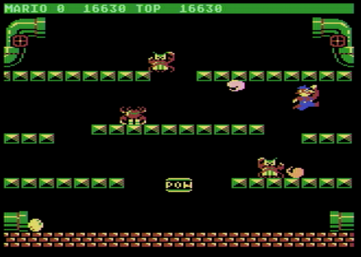 Atari 5200 Mario Bros Arcade Atari 5200 Hacks Atariage Forums