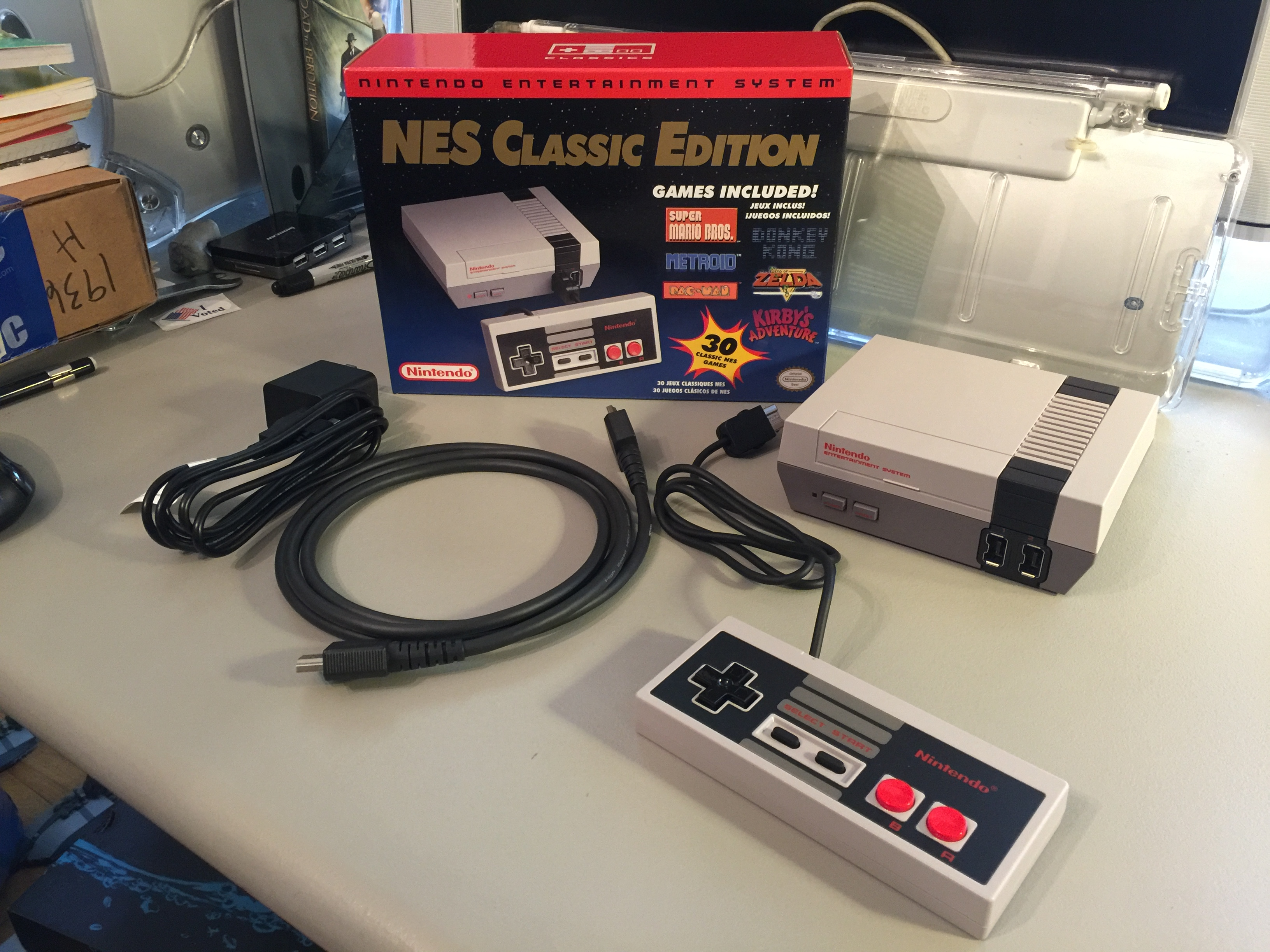 Nes Classic Edition Is Here Classic Gaming General Atariage Forums