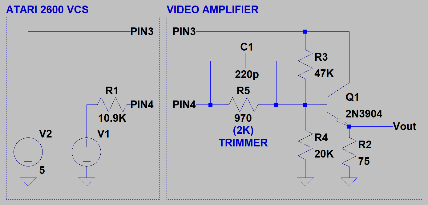 Simple Diy Composite Video Mod Atari 2600 Atariage Forums How To Rf Switch All About Circuits Forum Amp 1s