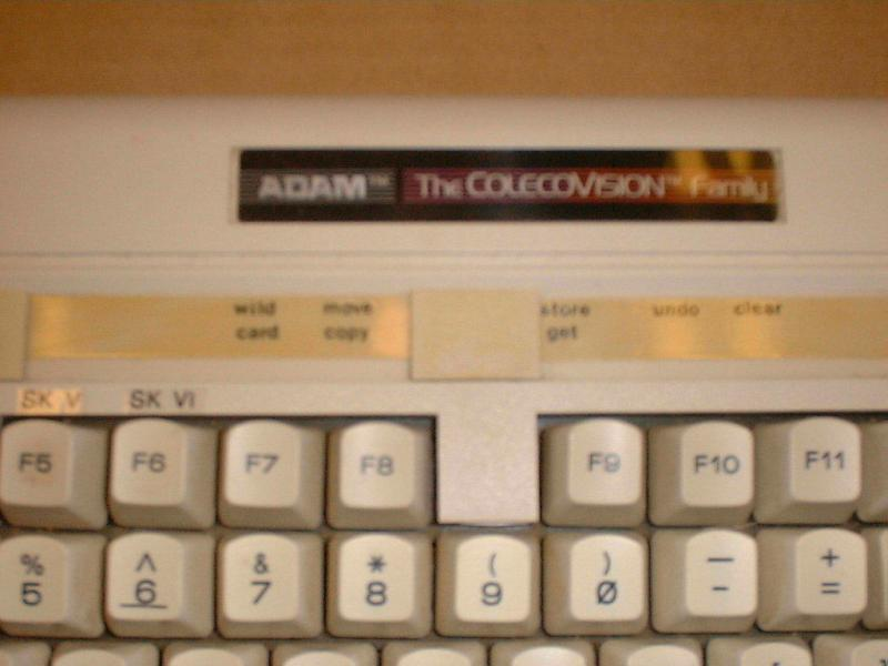 ADAM Keyboard - converted Tandy - #04.jpg