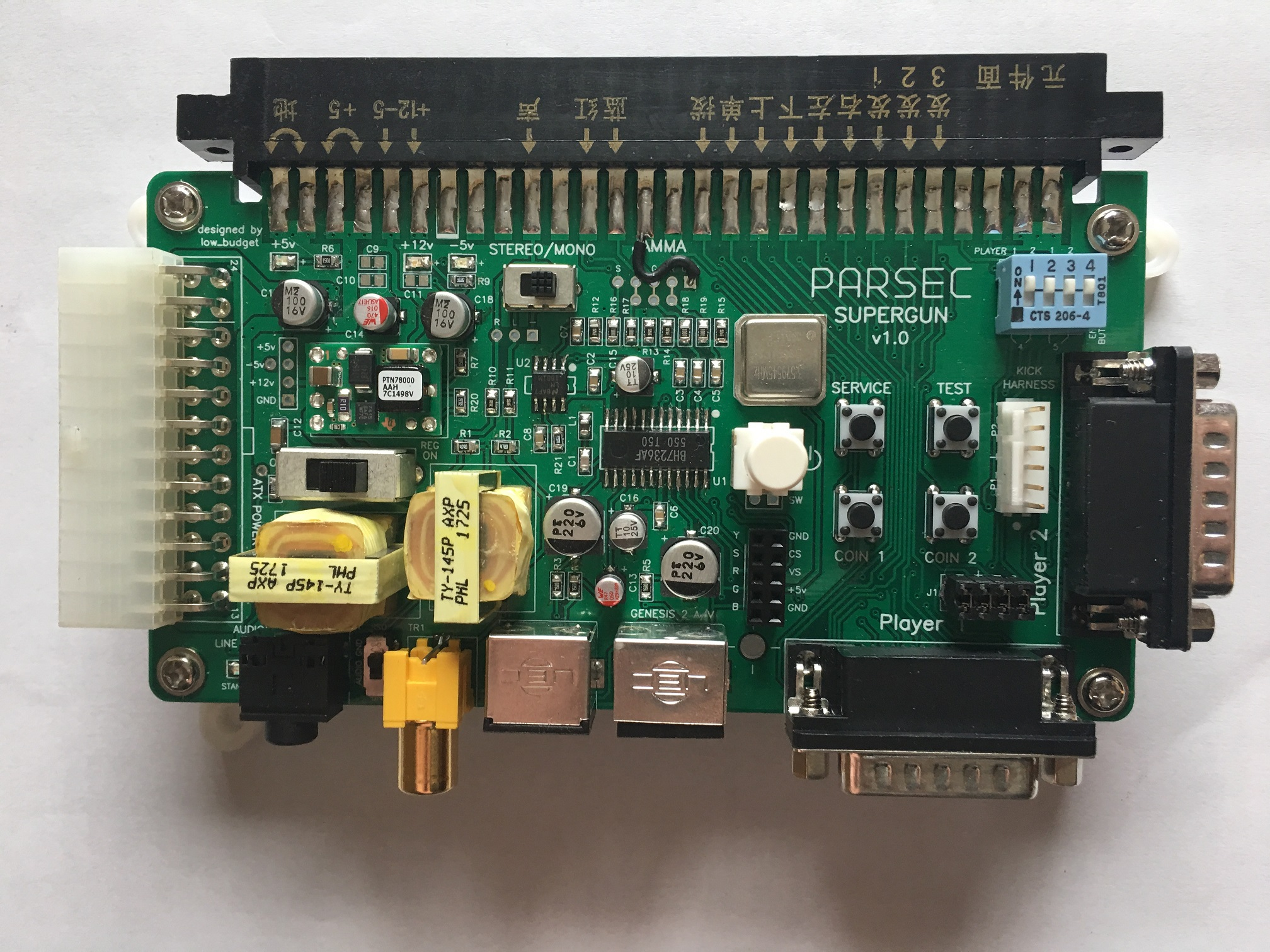 PARSEC Supergun - Arcade and Pinball - AtariAge Forums