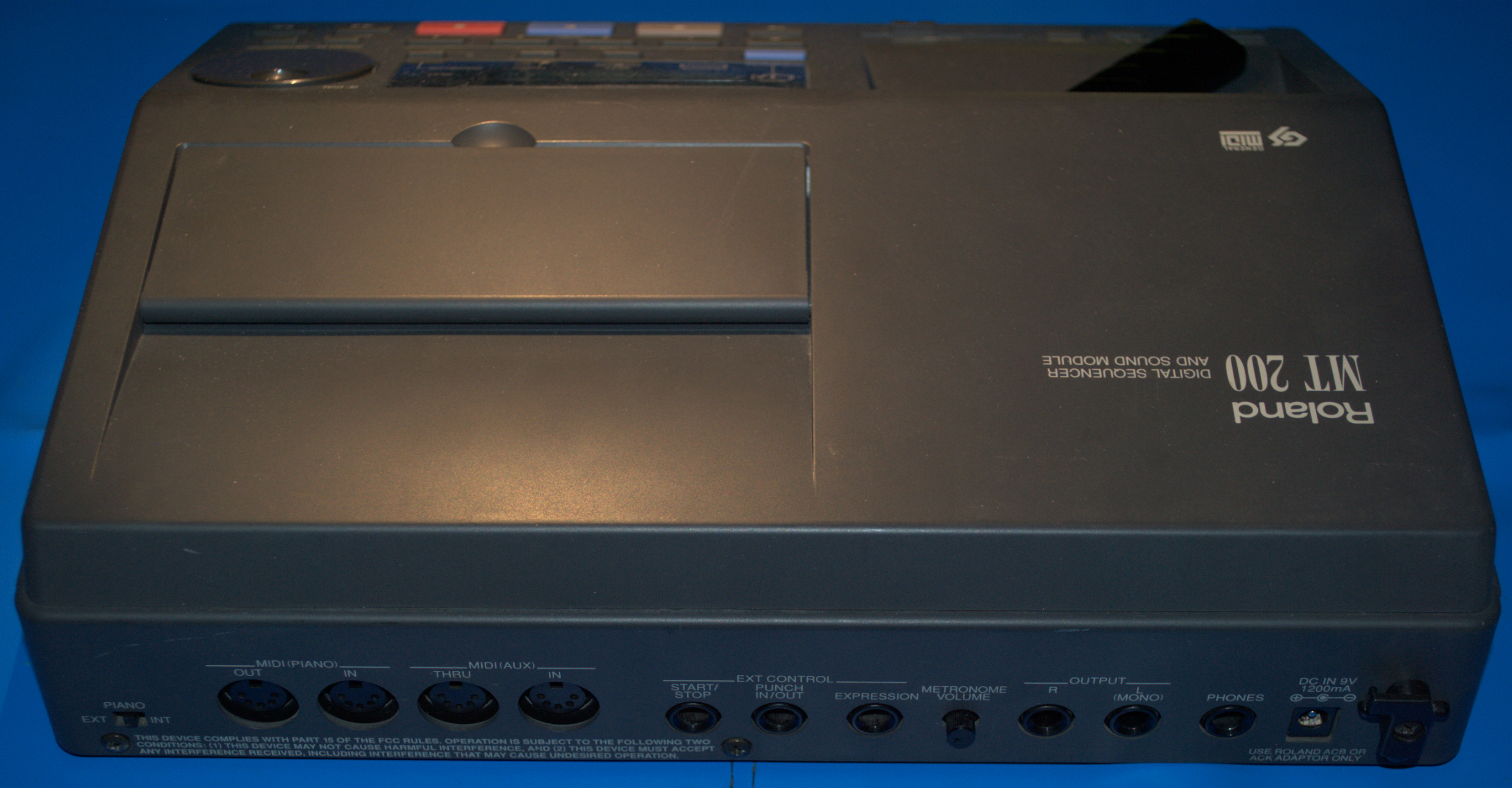 SOLD* -Roland MT-200 - Ready for your retro DOS gaming needs