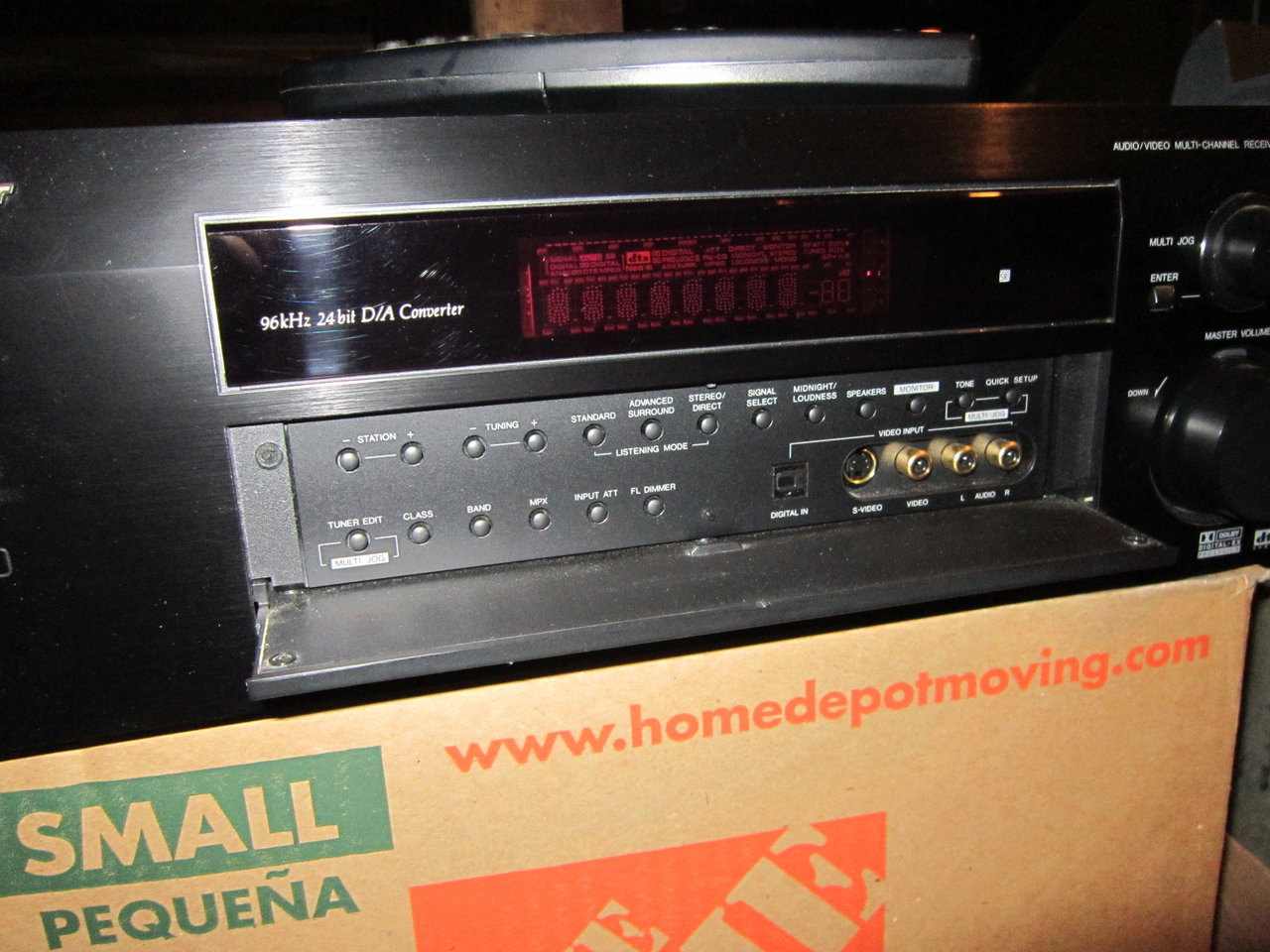 fs pioneer vsx d811s surround receiver  90 shipped marketplace atariage forums pioneer receiver vsx-d811s manual pioneer vsx-d811s user manual
