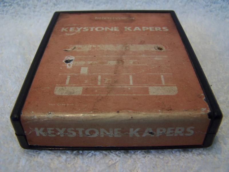 Atari 2600 Intellivision Keystone Kapers 2.JPG