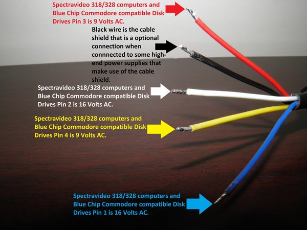 Spectravideo and Blue Chip Commodore wire info.JPG