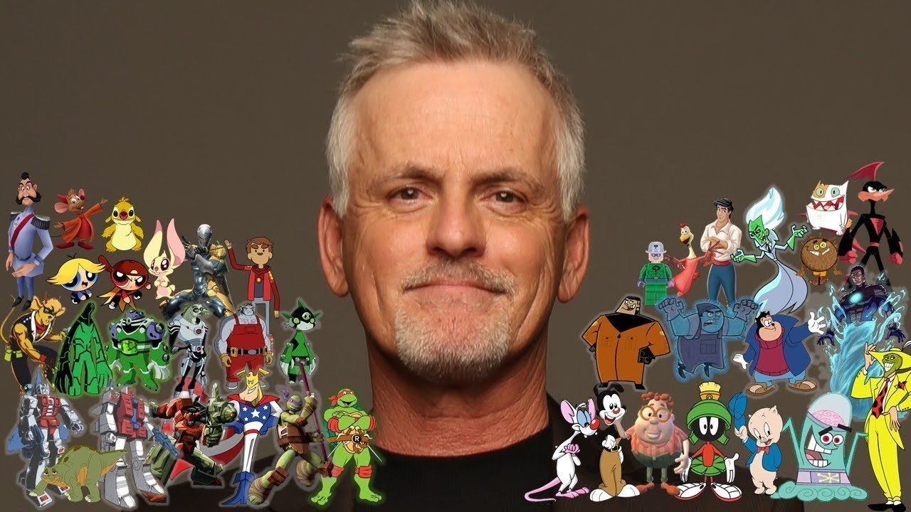 3. Rob Paulsen does not hate Bubsy