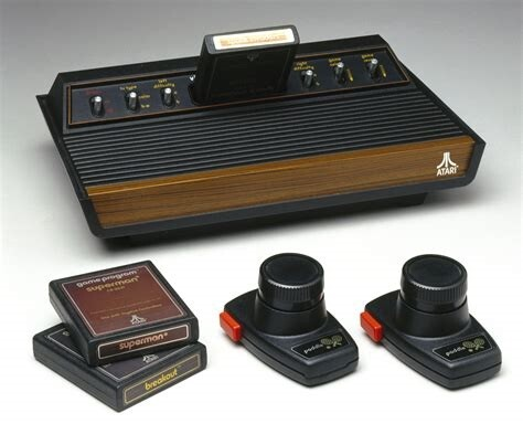 A game for the Atari 2600