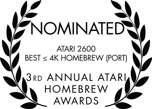 3rd Annual Atari Homebrew Awards (2020)-Nominated Laurels-Atari 2600 Best 4K Homebrew (Port).jpg