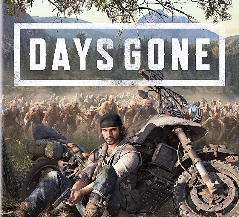 Days Gone (PS4 Video Game)