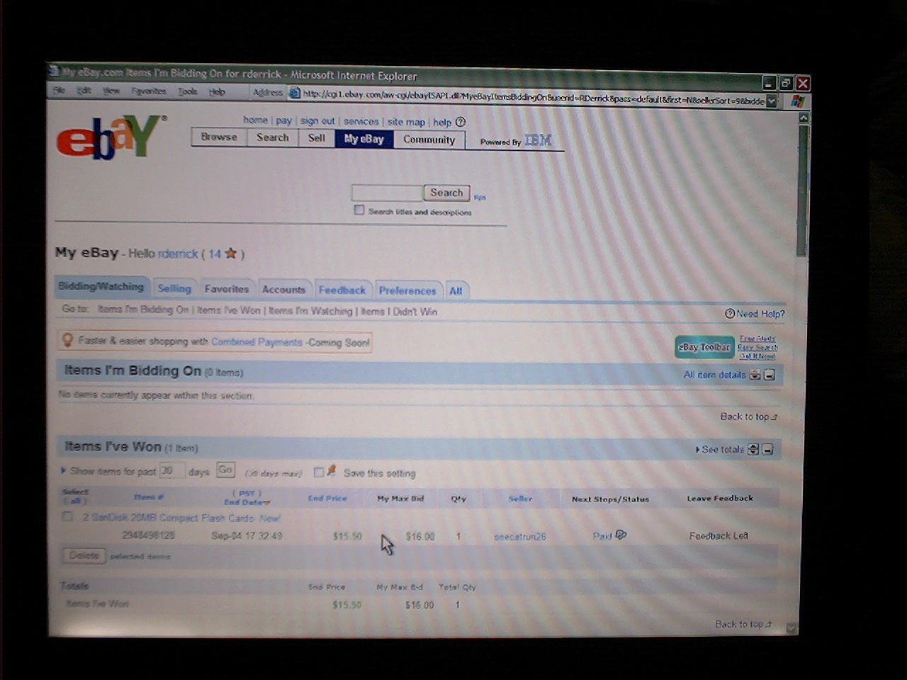 Ebay Account Hacked >> Someone has hacked my eBay account - Page 2 - Auction Central - AtariAge Forums