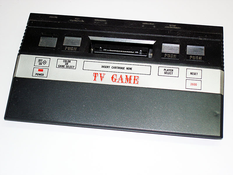Fs Ft Tv Game Console Atari 2600 Clone Buy Sell And