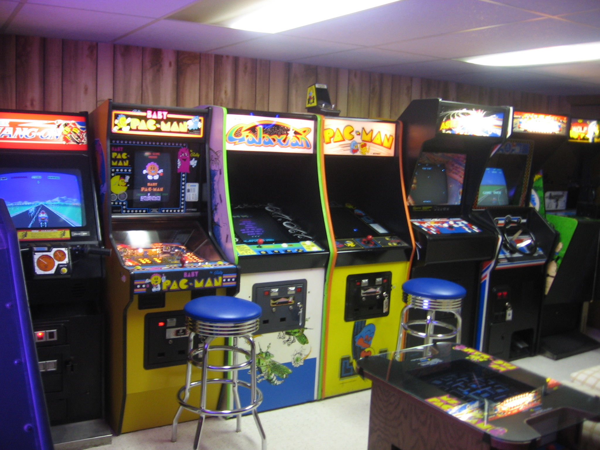 Do you own an arcade machine? - Page 2 - Poll of the Week ...