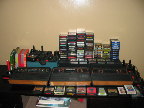 All 4 Sale Atari 2600 Nintendo 5200 Ds Most Systems Buy Sell